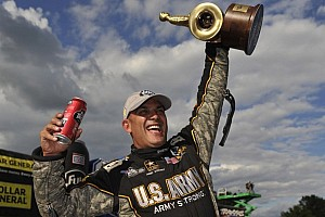 NHRA Race report Schumacher takes ninth Indy win, Neff, Connolly and Hines also victorious