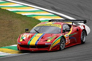 WEC Qualifying report Turner and Bernoldi claim GTE poles at Interlagos