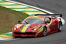 Turner and Bernoldi claim GTE poles at Interlagos