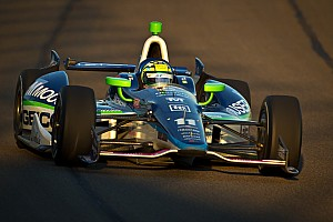 IndyCar Race report KV Racing 18th, 22nd and 25th in season finale at Fontana