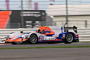ALMS Race report Jan Charouz finished 5th in LMP2 class at Sao Paulo