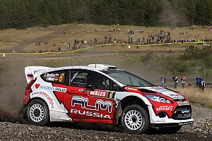 WRC Leg report M-Sport Ford young drivers impress at Wales Rally GB