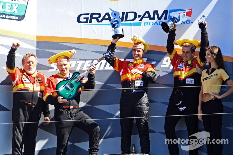 Team Sahlen victorious at Mazda Raceway Laguna Seca