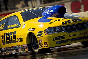 NHRA Preview Heading to Texas, Coughlin pushes reset button on his championship charge
