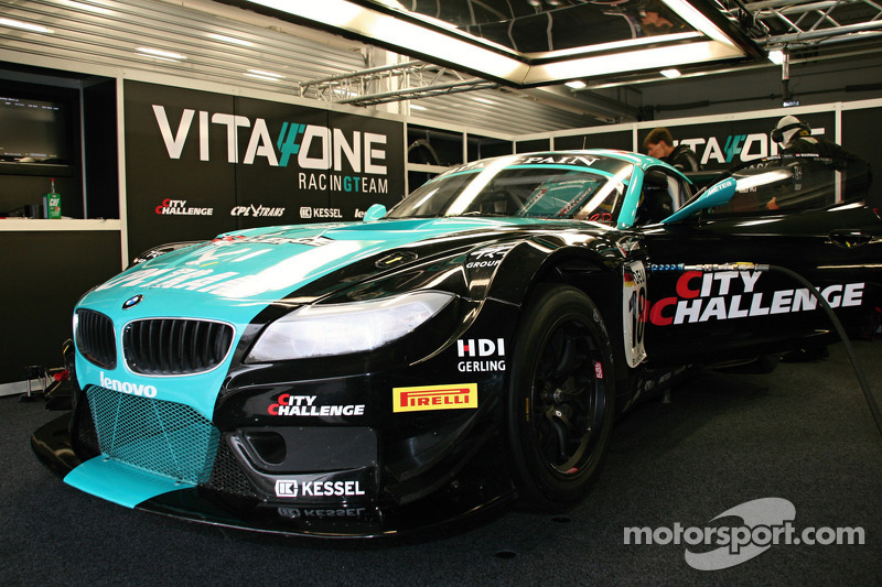 Championship contenders face off at the Nurburgring