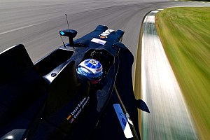 ALMS Testing report Nissan DeltaWing enjoys successful Road Atlanta test