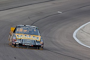 Jason White is confident of a good run at Las Vegas