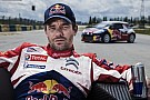 Sbastien Loeb out of rally?