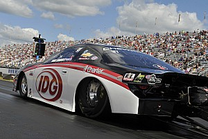 NHRA Preview Past Pro Stock  St. Louis winner Connolly happy to return to Gateway