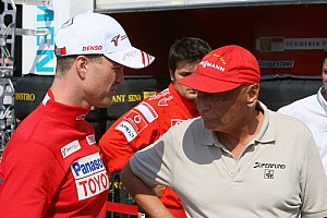 Schumacher might not return to retirement
