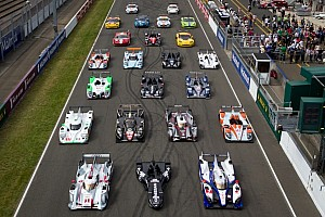 WEC Breaking news Series unveils 2013 provisional calendar