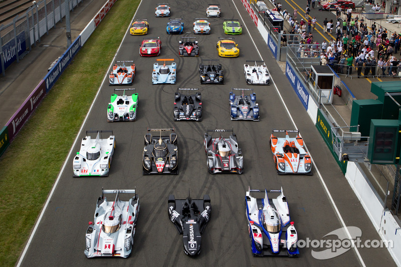 Series unveils 2013 provisional calendar