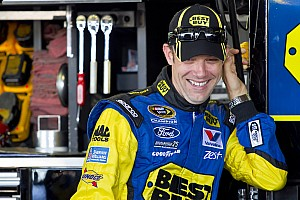NASCAR Sprint Cup Interview Kenseth comments on need to run up front at Dover
