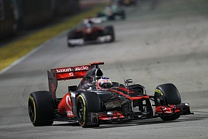Formula 1 Breaking news Button to take Suzuka grid penalty