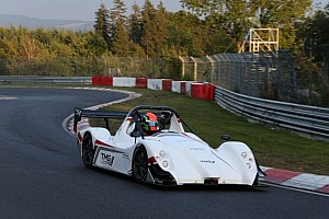 Toyota breaks Nürburgring electric car record