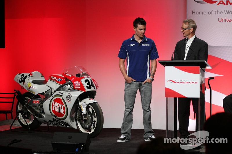 Circuit of The Americas in Texas to host MotoGP in April 2013