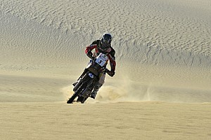 Cross-Country Rally Stage report Barreda makes history for Husqvarna at  Pharaons Rally