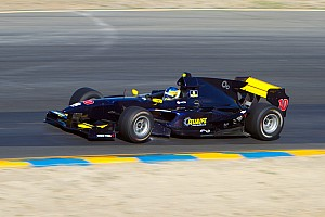 GP2 Breaking news Quaife-Hobbs to test GP2 in Barcelona and Jerez