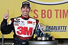 Biffle claims Charlotte pole with new track record