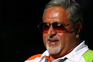 Formula 1 Breaking news Arrest warrant issued for Vijay Mallya