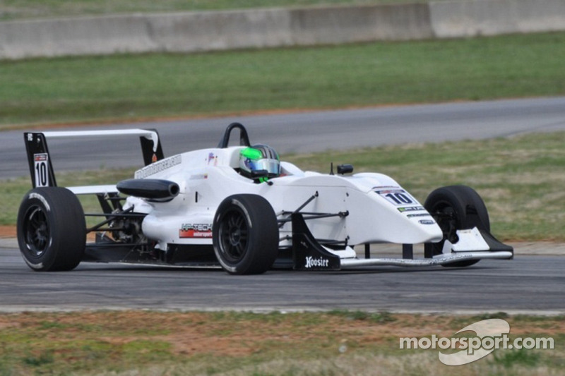 La Rocca puts stamp on season with sweep at The Glen