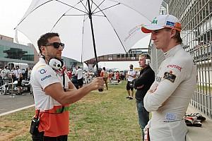 Formula 1 Rumor Hulkenberg manager not denying Sauber switch
