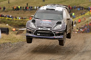 WRC Preview M-Sport seeks Sardinian success