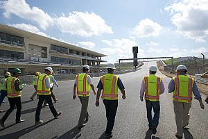 Pirelli prepares for Circuit of The Americas