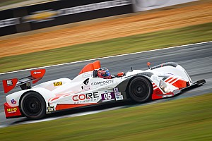 ALMS Qualifying report CORE autosport starting second and fourth at Petit Le Mans
