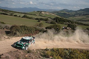 WRC Leg report WRC Team MINI Portugal still reporting on Rally d'Italia
