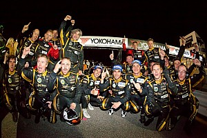 Rebellion Racing takes their first ALMS win at Petit Le Mans
