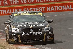 Promising weekend at Surfer Paradise Circuit ends in frustration for Jack Daniel's Racing