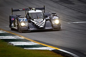 ALMS Race report Promising Petit Le Mans P2 debut run ends early for Dempsey Racing