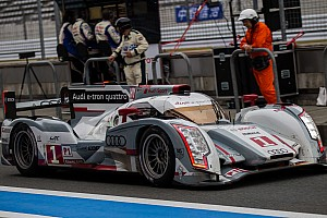 Showdown at Shanghai: Audi drivers battle for title at WEC finale