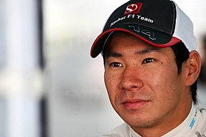 Kobayashi downbeat as Sauber career fades