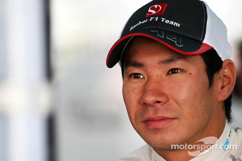 Kobayashi downbeat as Sauber career fades