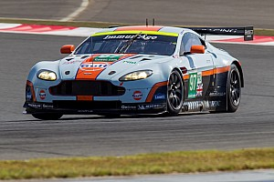 WEC Preview Aston Martin Racing has high hopes for points in Shanghai
