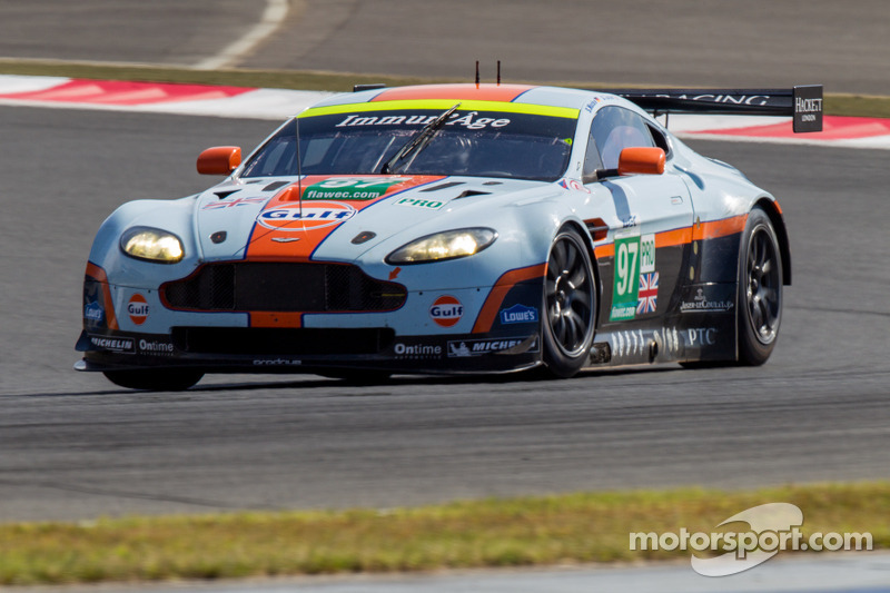 Aston Martin Racing has high hopes for points in Shanghai