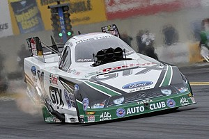 NHRA Qualifying report Neff, Schumacher, Johnson, and Krawiec take Friday top qualifying spots in Las Vegas