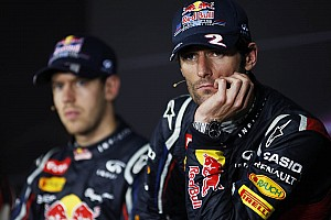 Webber apologised after press conference snub