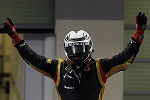 Formula 1 Race report Räikkönen has taken his 19th GP victory in Abu Dhabi