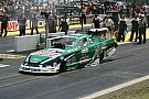 John Force's goal at the Pomona finals: Finish strong