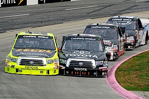 NASCAR Truck Rumor Eldora's dirt-track may be on 2013 NCWTS schedule