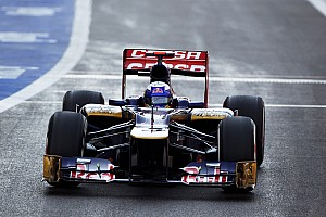 Formula 1 Practice report Toro Rosso ran trouble free on Friday practice at Austin