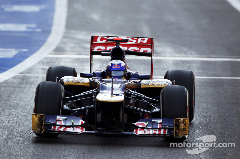 Toro Rosso ran trouble free on Friday practice at Austin