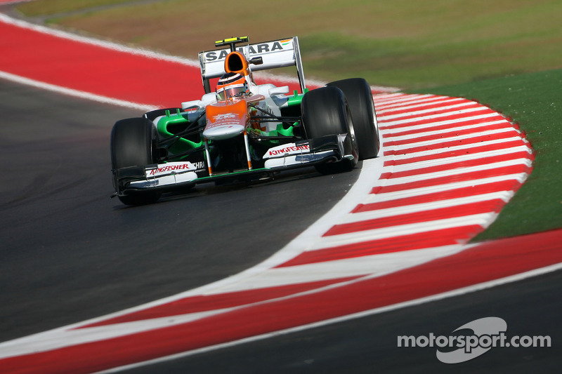 HRT uses three drivers on Friday practices at Circuit of The Americas