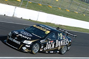 Supercars Race report Jack Daniel's Racing show promising speed in Winton's race 1