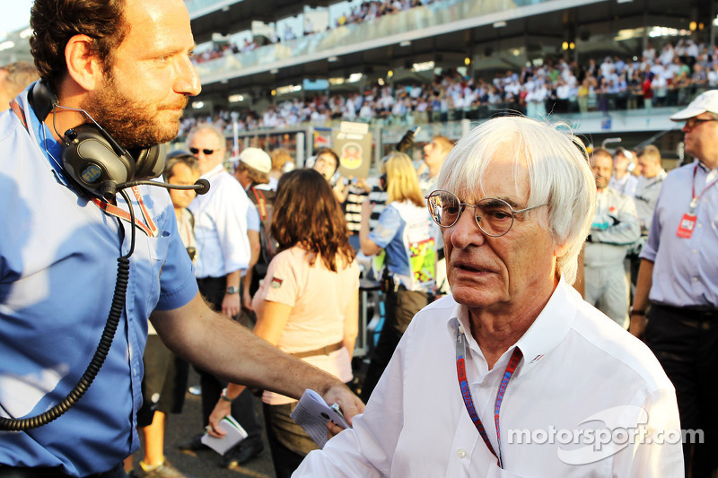 Company files $650m lawsuit against F1