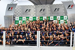 Red Bull to spend millions on staff title bonus