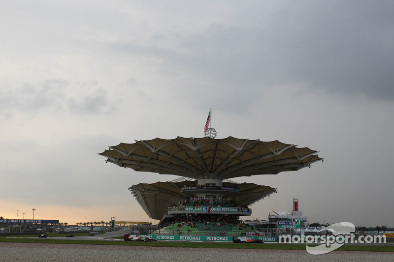 2015 could be last Malaysian GP - boss